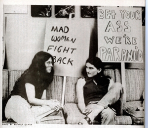 Mad Women Fight Back